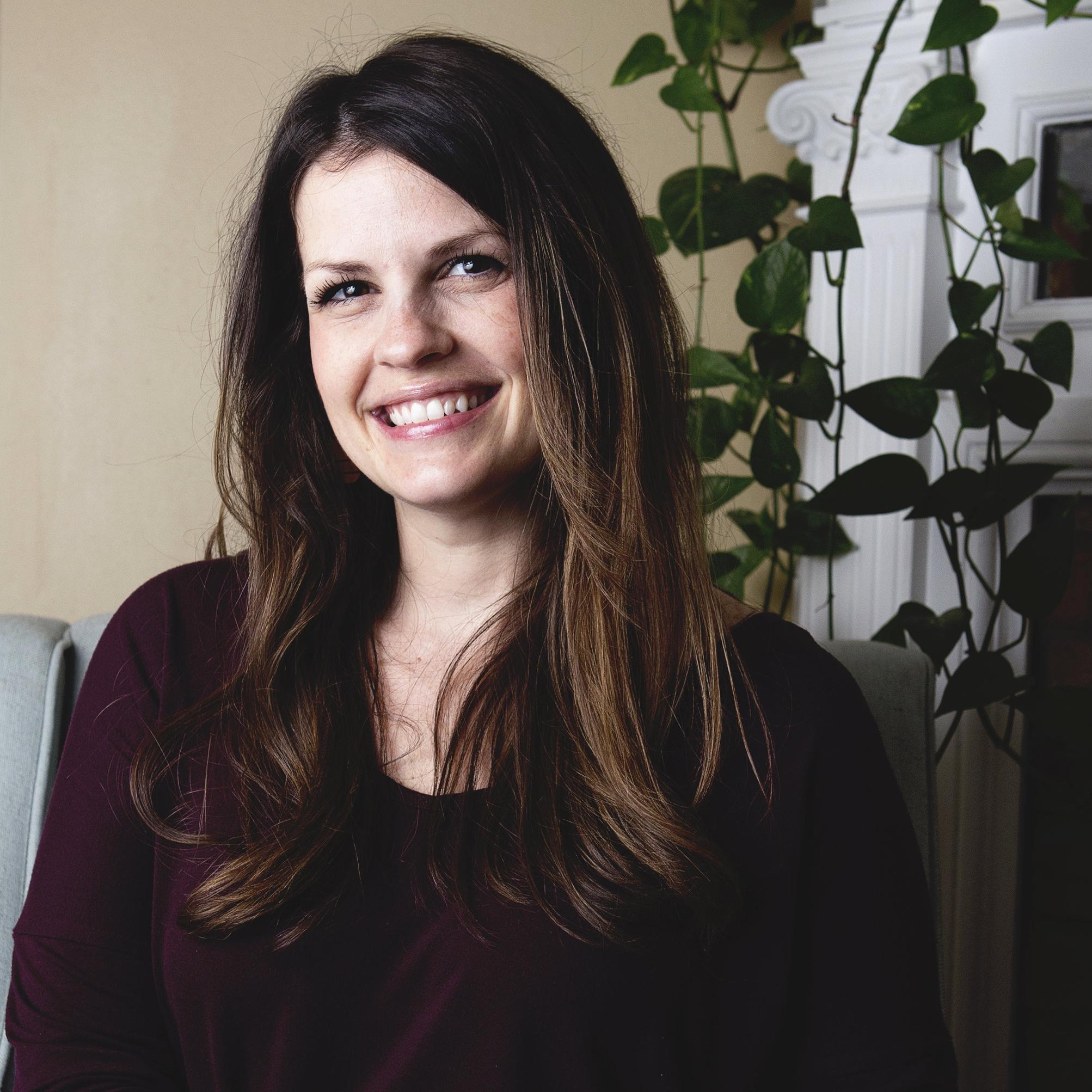 Sarah Jones, Senior Therapist
