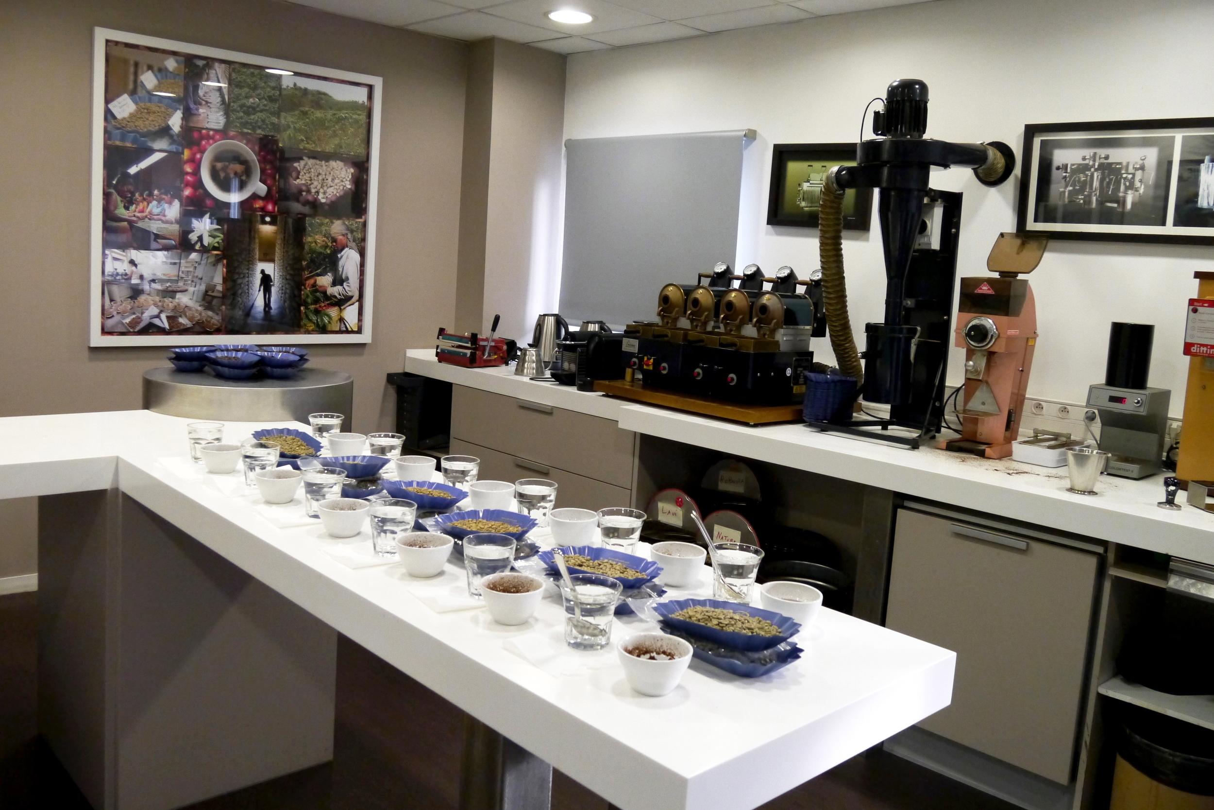 Belco Coffee Importers Bordeaux, France