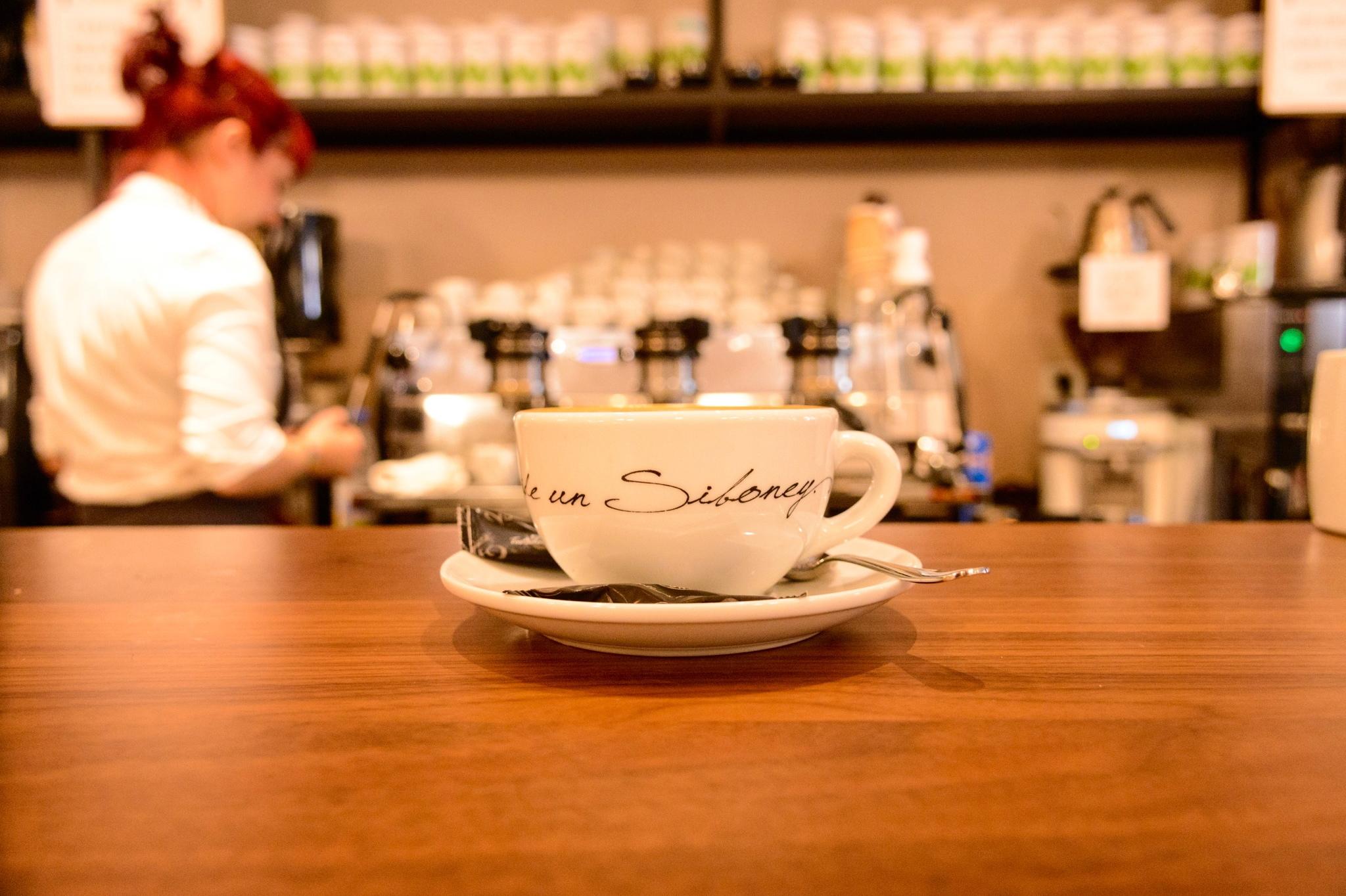 Cafes Siboney Coruna, Spain