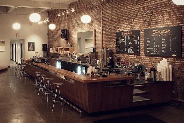 Stumptown Coffee Roasters Portland, OR - USA