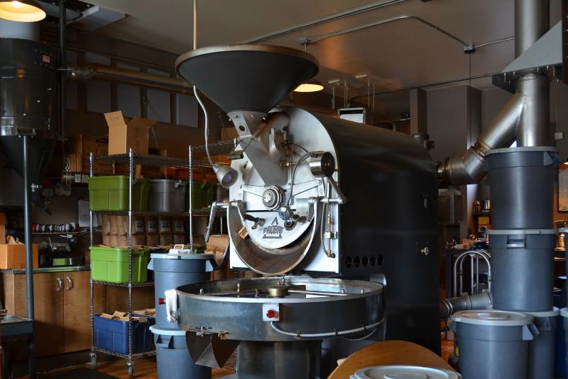 Herkimer Coffee Roasters Seattle, WA - USA