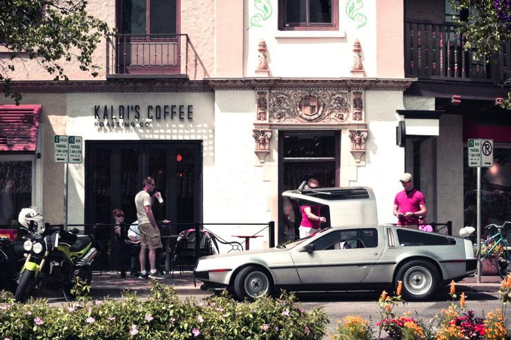 Kaldi's Coffee Roasters St. Louis, MO - USA