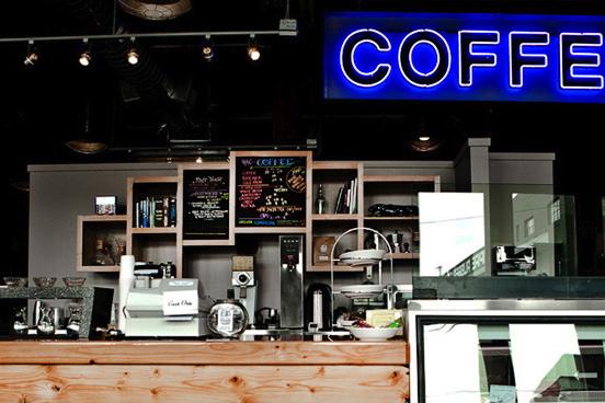 Water Avenue Coffee Portland, OR - USA