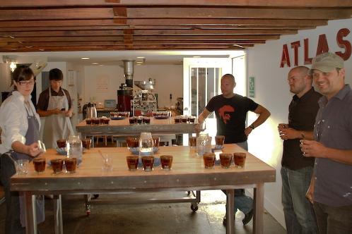 Atlas Coffee Importers Seattle, WA - USA