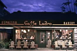 Caffe Ladro Seattle, WA - USA