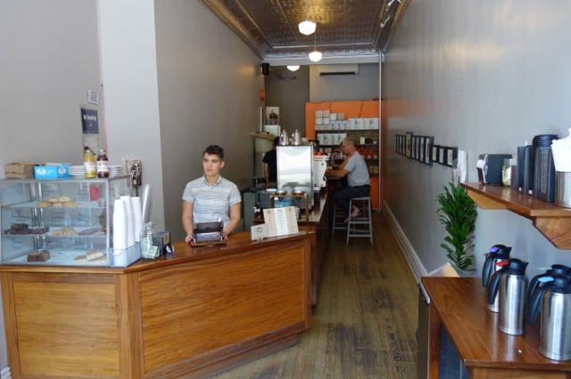 Cafe Grumpy Brooklyn, NY - USA