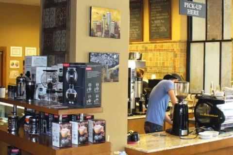 Topeca Coffee Roasters - Tulsa, OK - USA