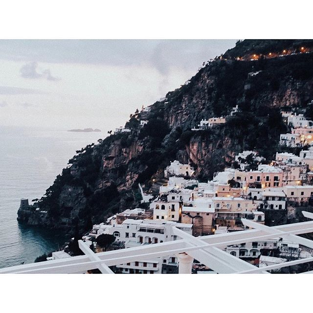 """""""Positano bites deep. It is a dream place that isn't quite real when you are there and becomes beckoningly real after you have gone."""" - Steinbeck, from Harper's Bazaar, May 1953"""
