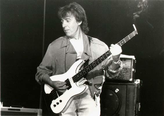 Bill Wyman (The Rolling Stones)