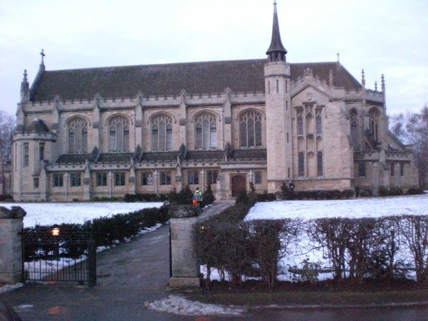 Chapel, Oundle, UK (Feb 2009)