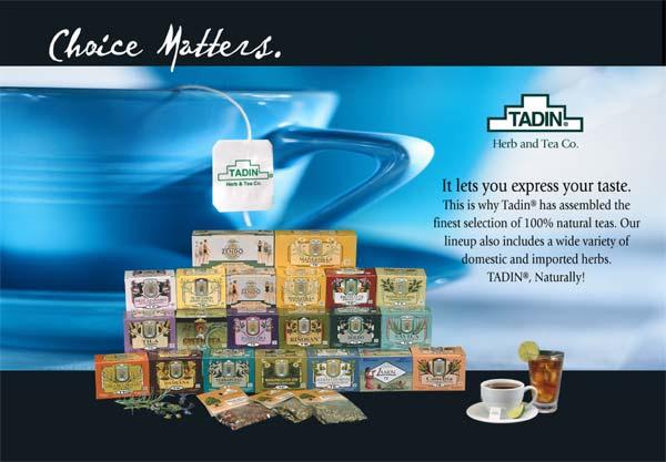 Tadin Herb & Tea, Inc.