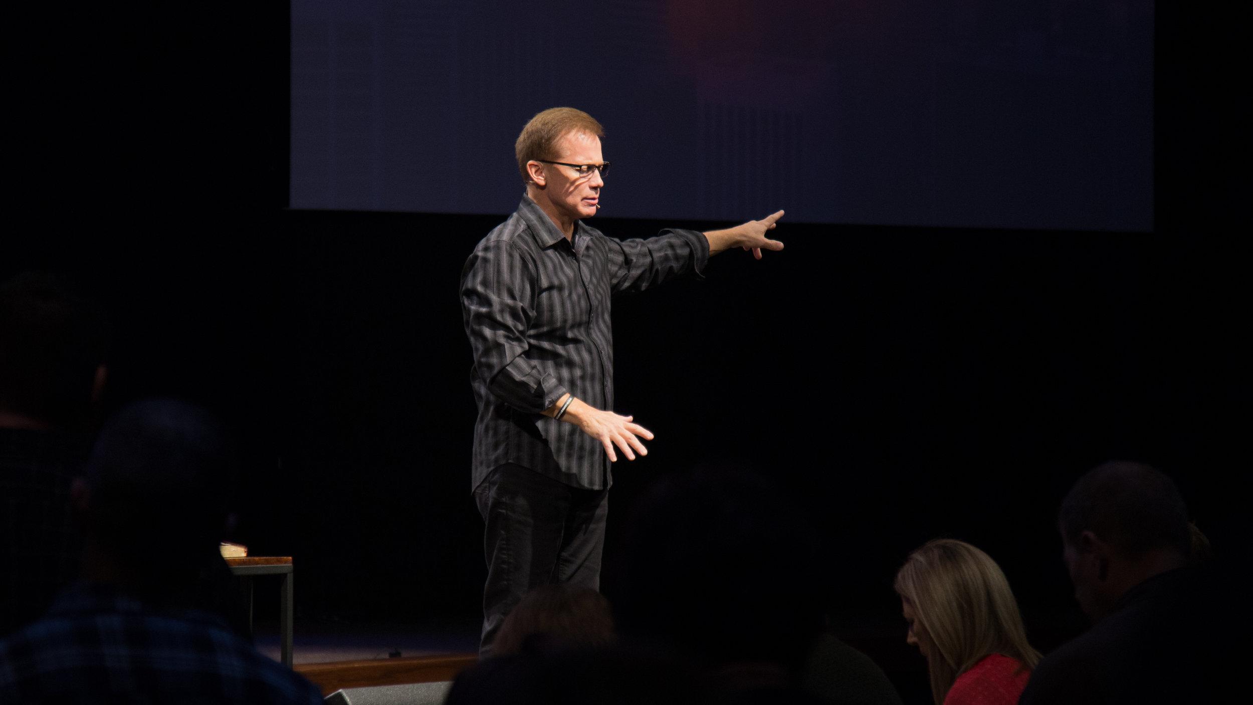 Pastor Jeff - 11.6.16