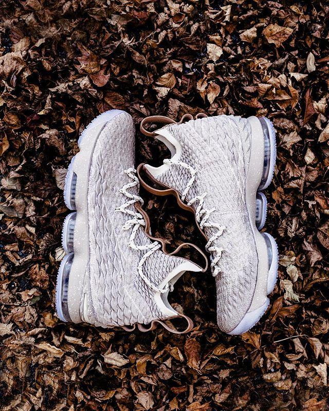 Fresh For Fall 🍁 \\ LeBron 15 • #MWxDC #Lebron15 #nikebasketball