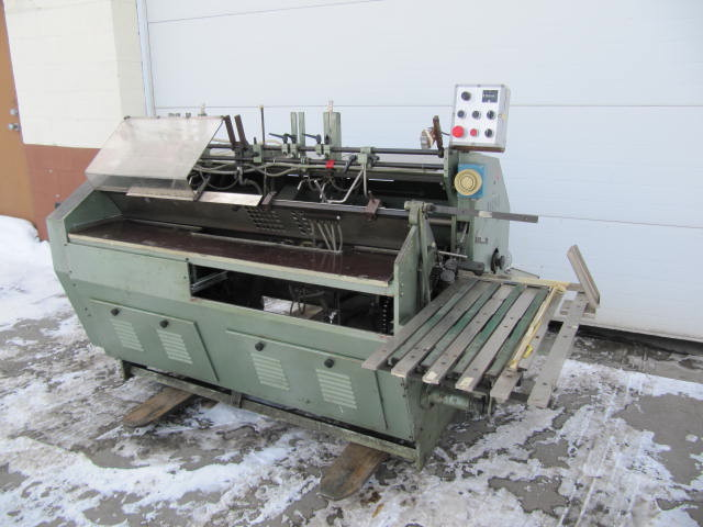 1986 Hunkler Simal Tipping Machine