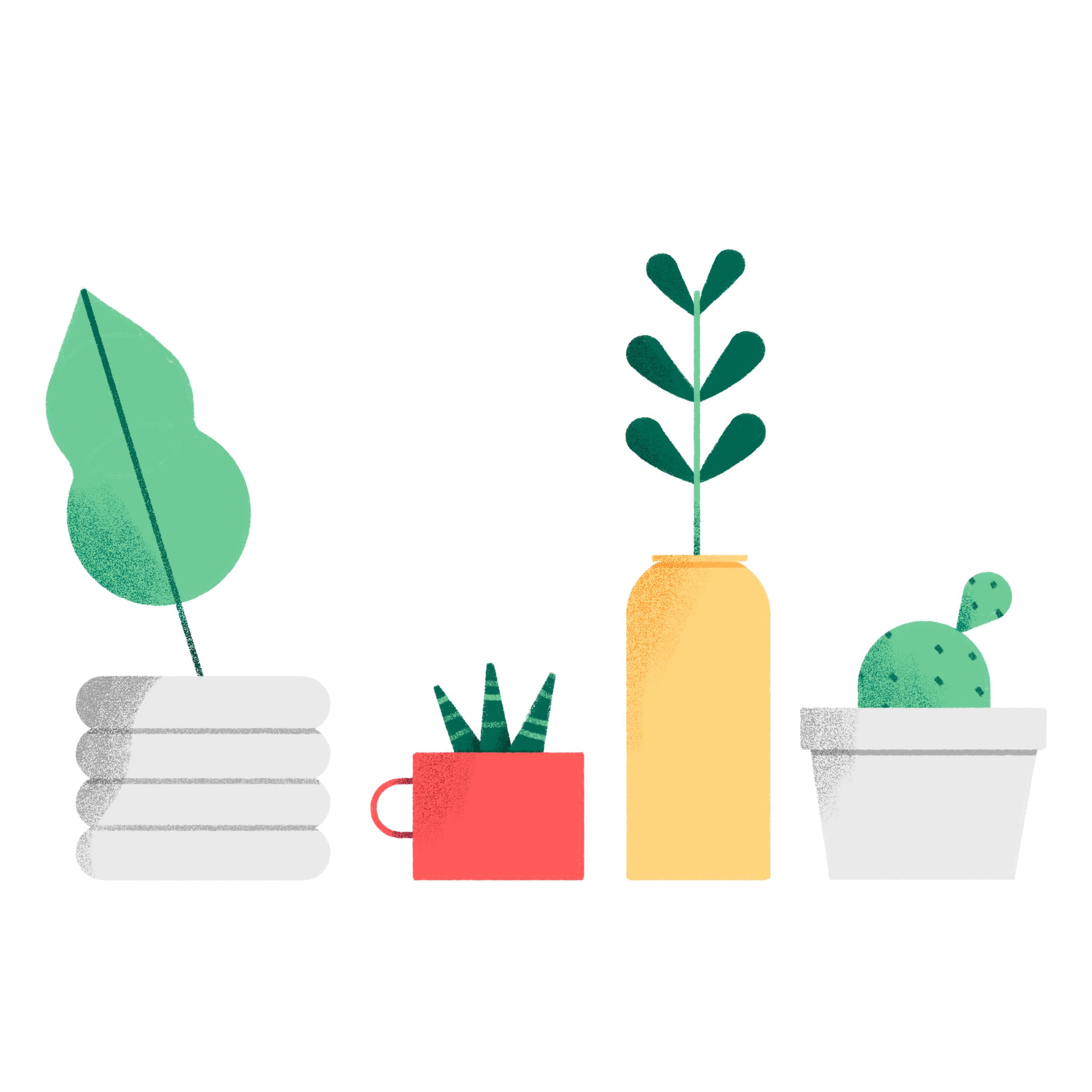 Megan Pelto _ Cozy Club _ Potted Plants _ 01.png