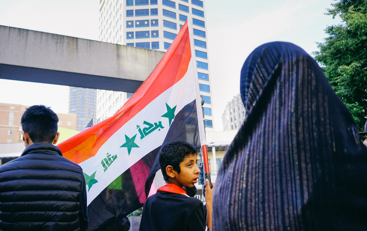 Seattle Iraqi community commemorates bombing victims