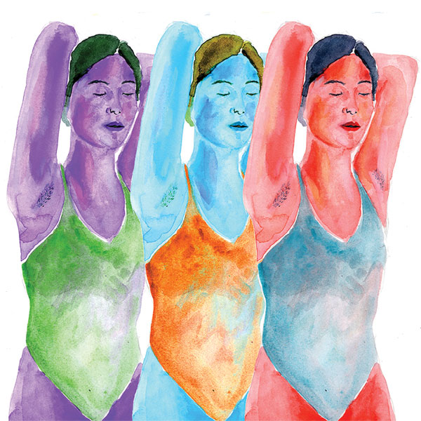 Ladies   Watercolour