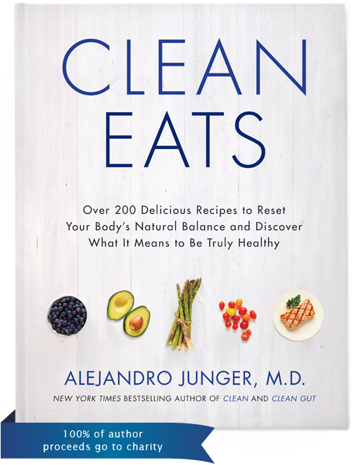 1.  Clean Eats: Over 200 Delicious Recipes to Reset Your Body's Natural Balance and Discover What It Means to Be Truly Healthy