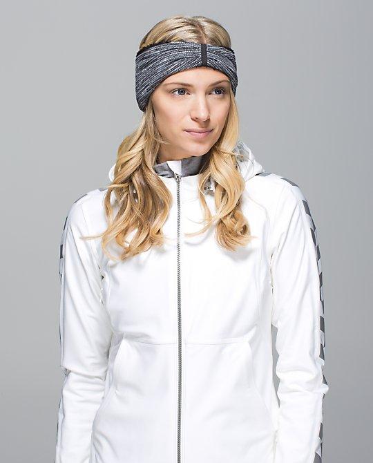 9. Run With Me Ear Warmer *Sherpa Fleece
