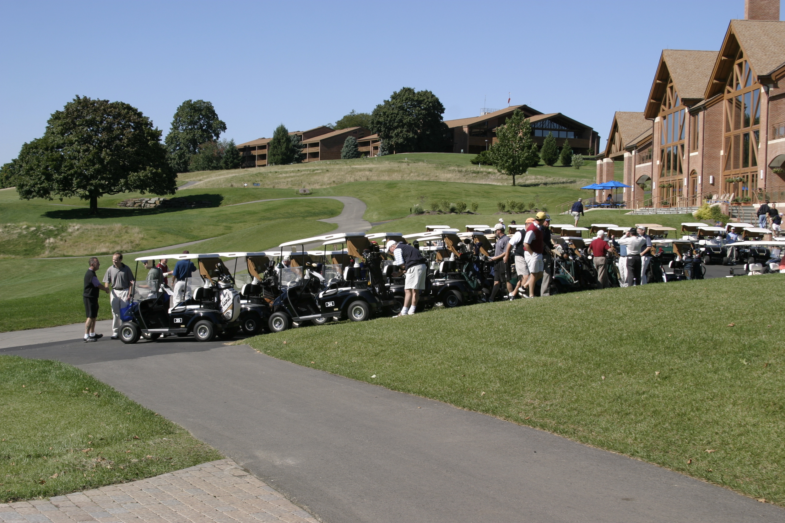 American Ireland Fund, Annual Golf Fundraiser in Philadelphia