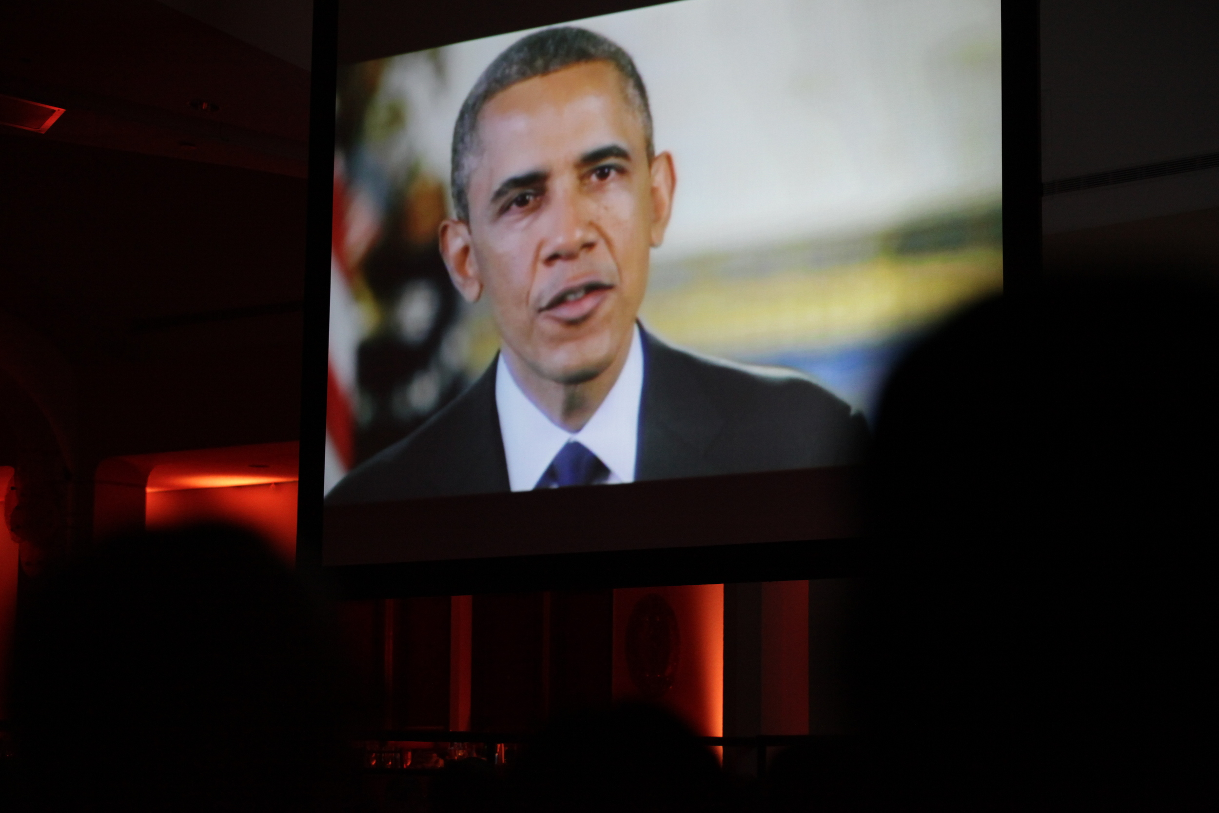 Africare, Annual Gala, Featured Awardee of 2013 was President Obama