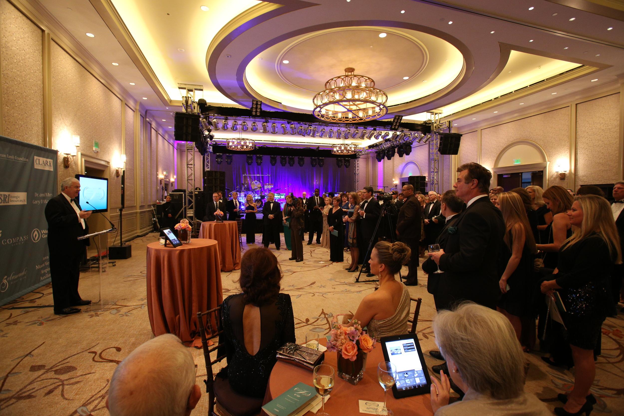 Inova Health Foundation, Annual Gala, 2013
