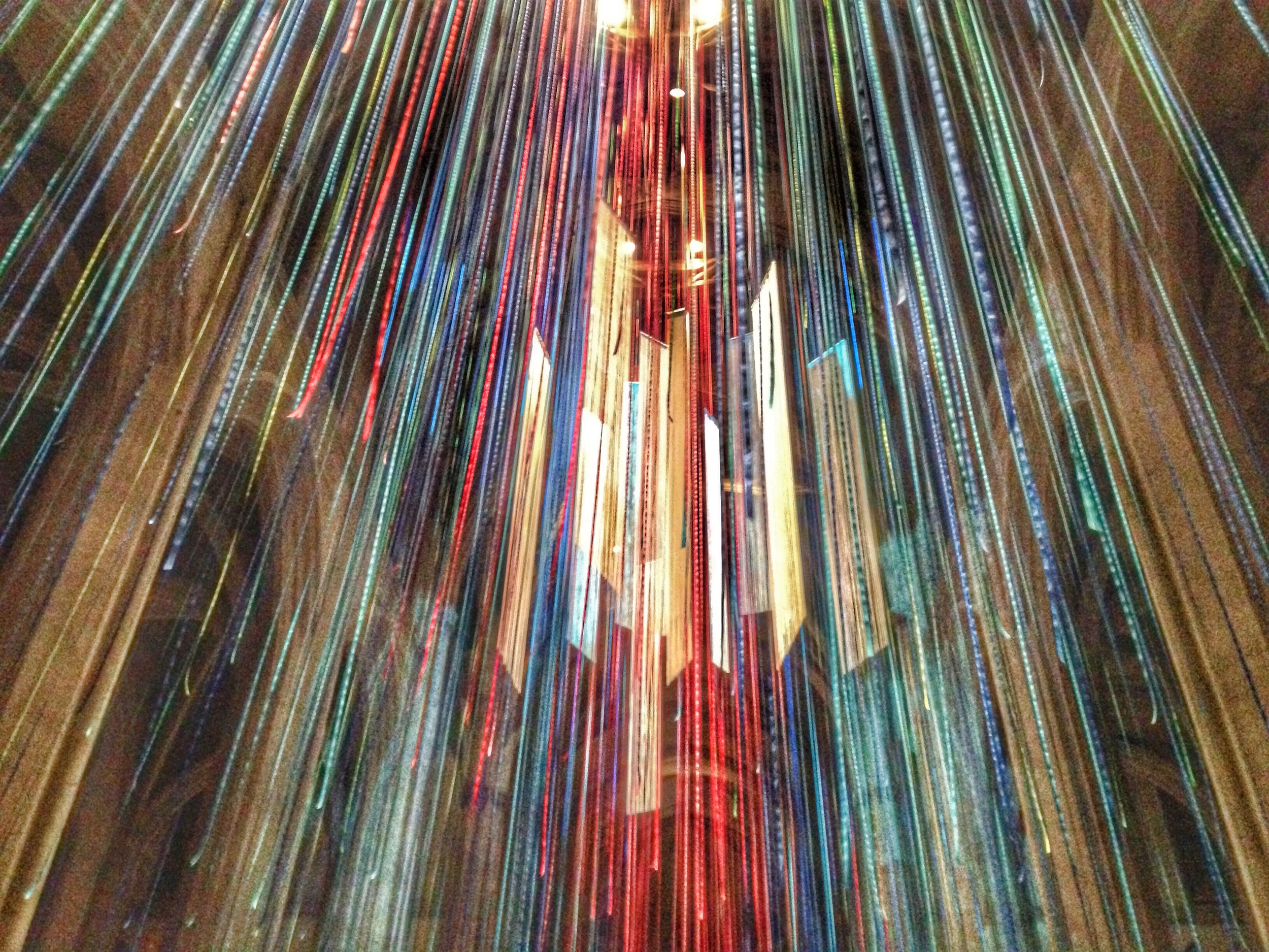 """Graced with light"", an art installation by anne patterson"