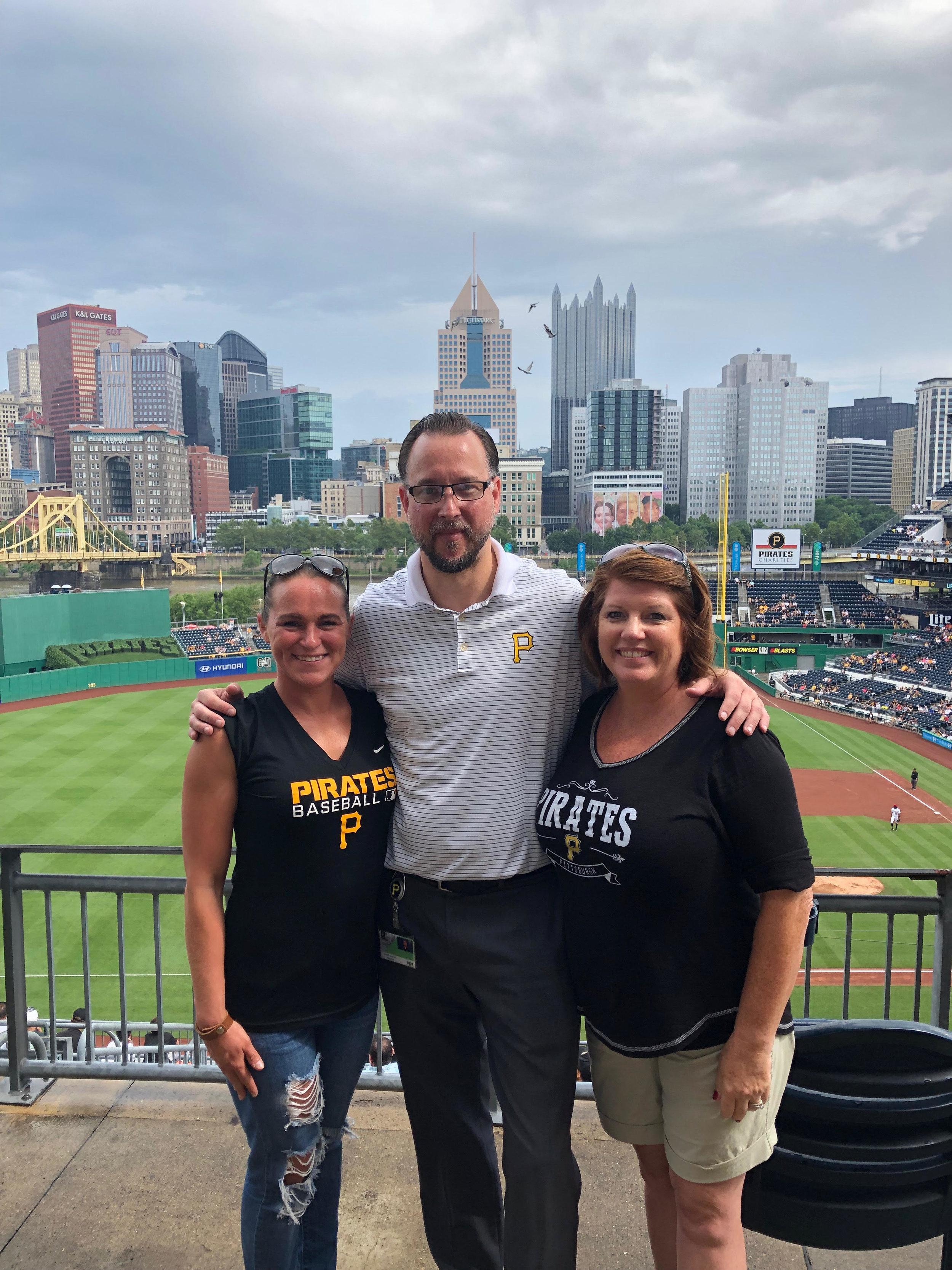 Tameka, Jason Koval of the Pittsburgh Pirates, Theresa.jpg