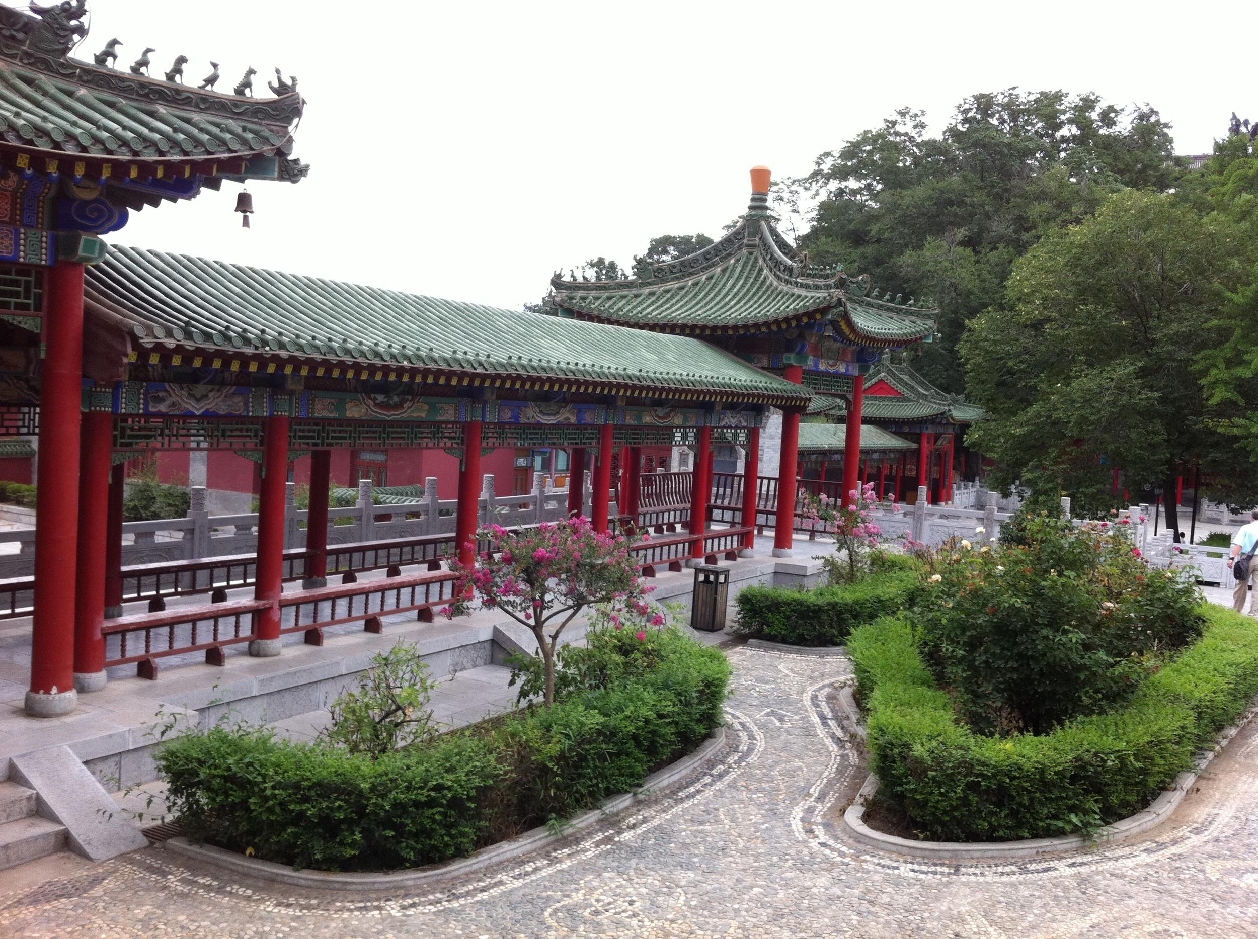 Lou Guan Taoist Temple