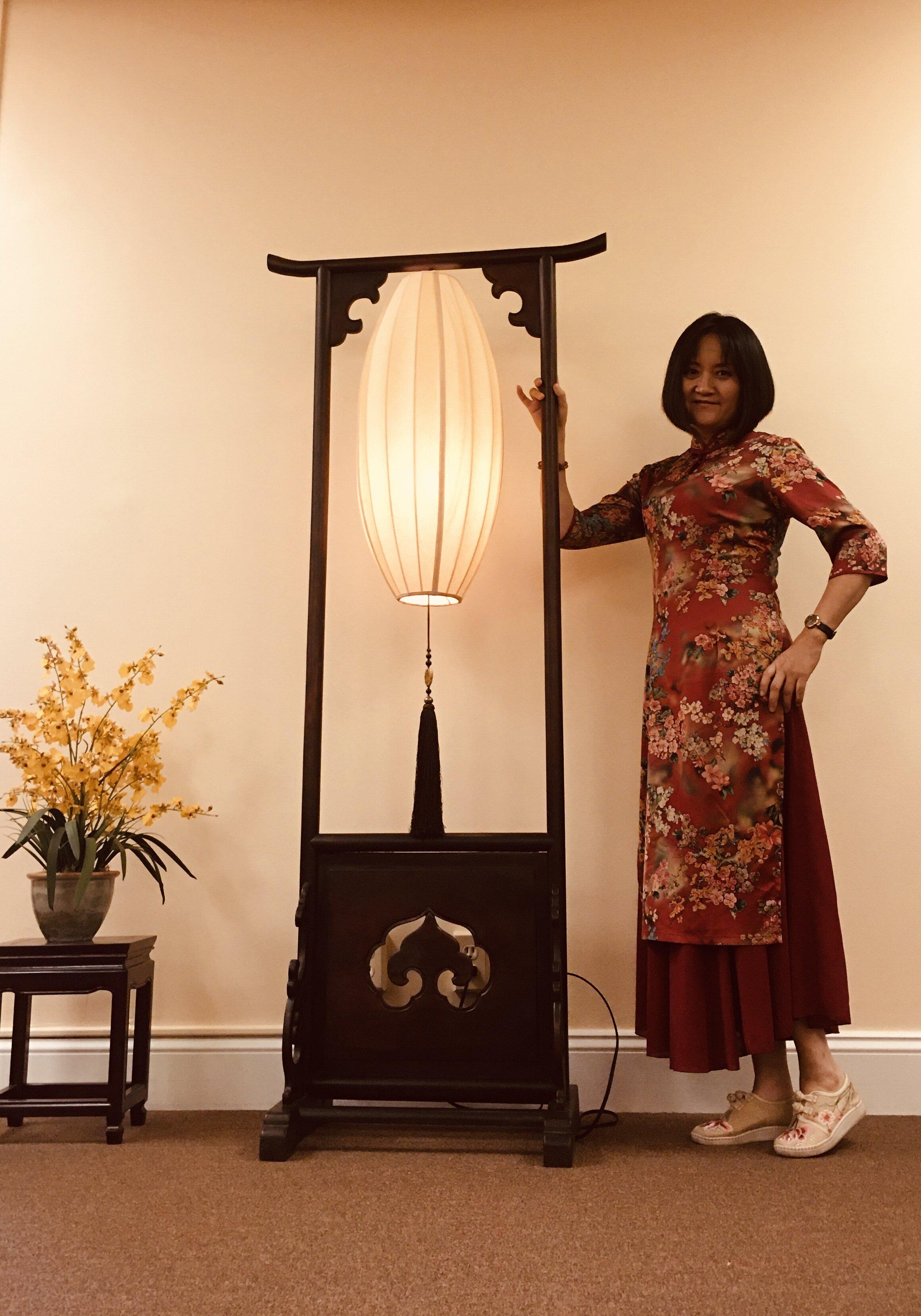 Chiyan Wang-Seasoned Qigong Instructor