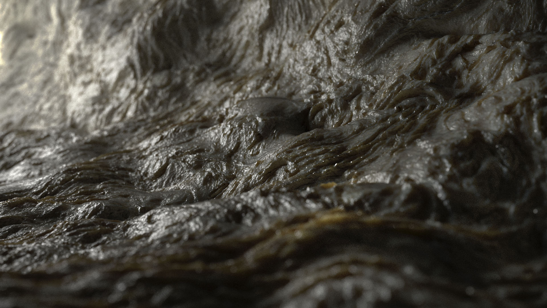 vray displacement and sss testing