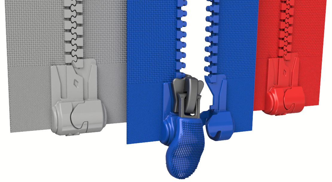 MagZip™ - Originally designed for those who find zippers challenging, MagZip is available on Under Armour and other major brands. MagZip replacement zippers are available for any garment exclusively through our online store.
