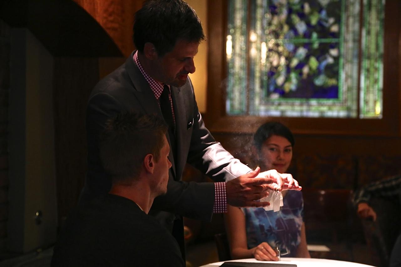 Conjuring Wonder at The Prescott Hotel, San Francisco
