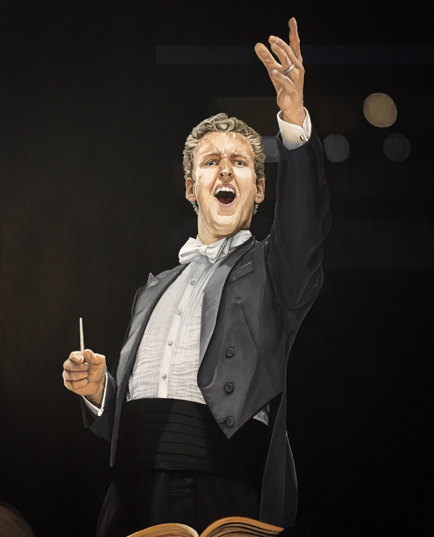 """Michael Francis- Conductor"""