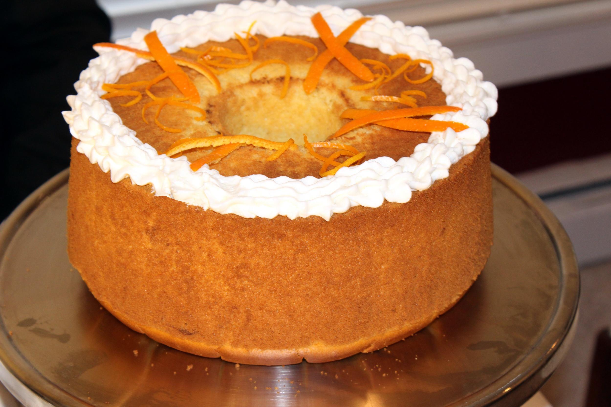 Orange Chiffon Cake on Table ps.jpg