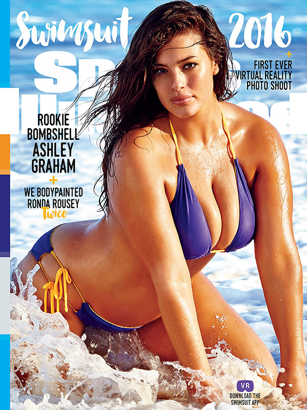 (c) 2k16 Copyright Sports Illustrated Ashley Graham - Sports Illustrated Cover 2k16