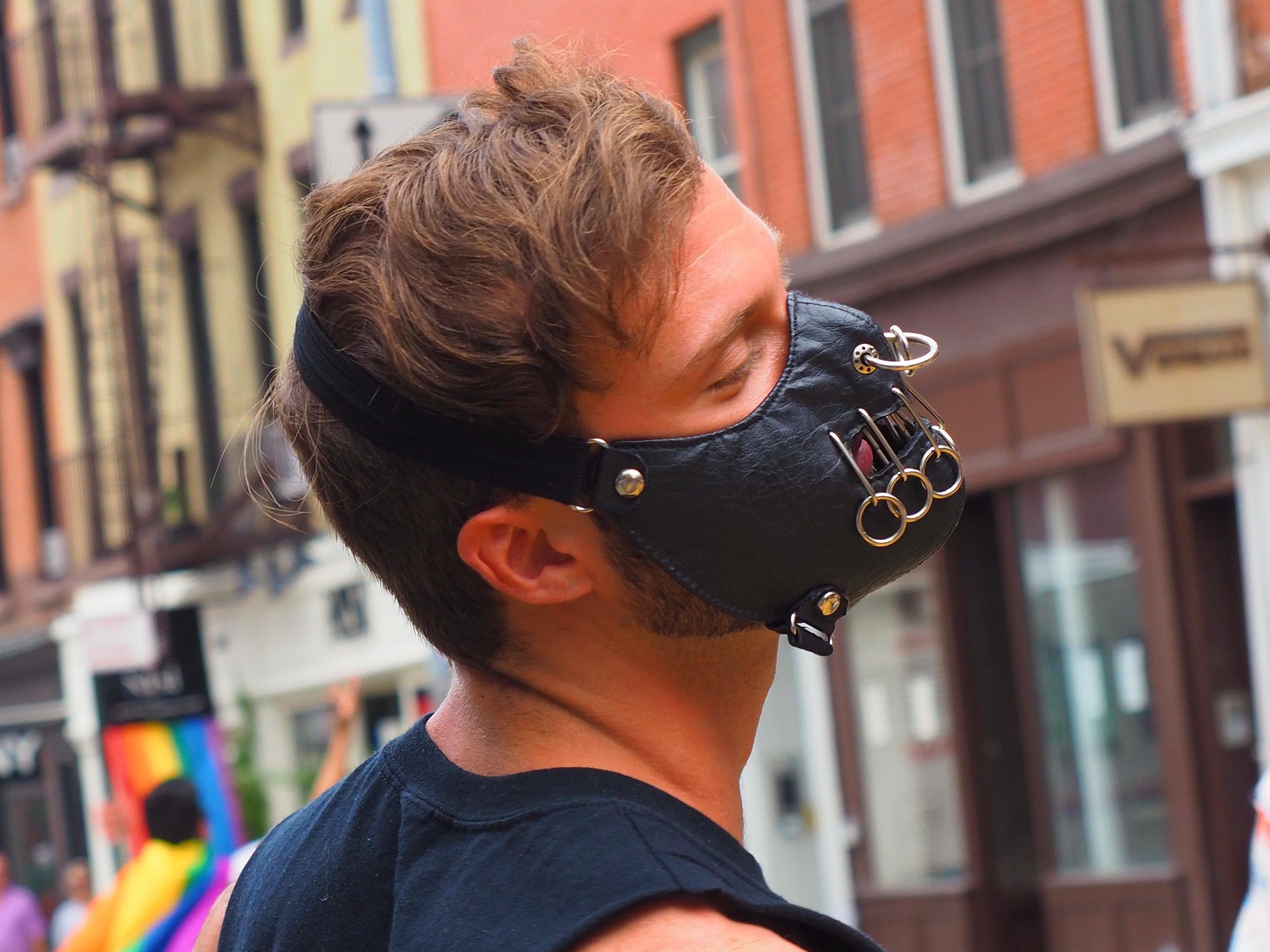 Pride + Leather