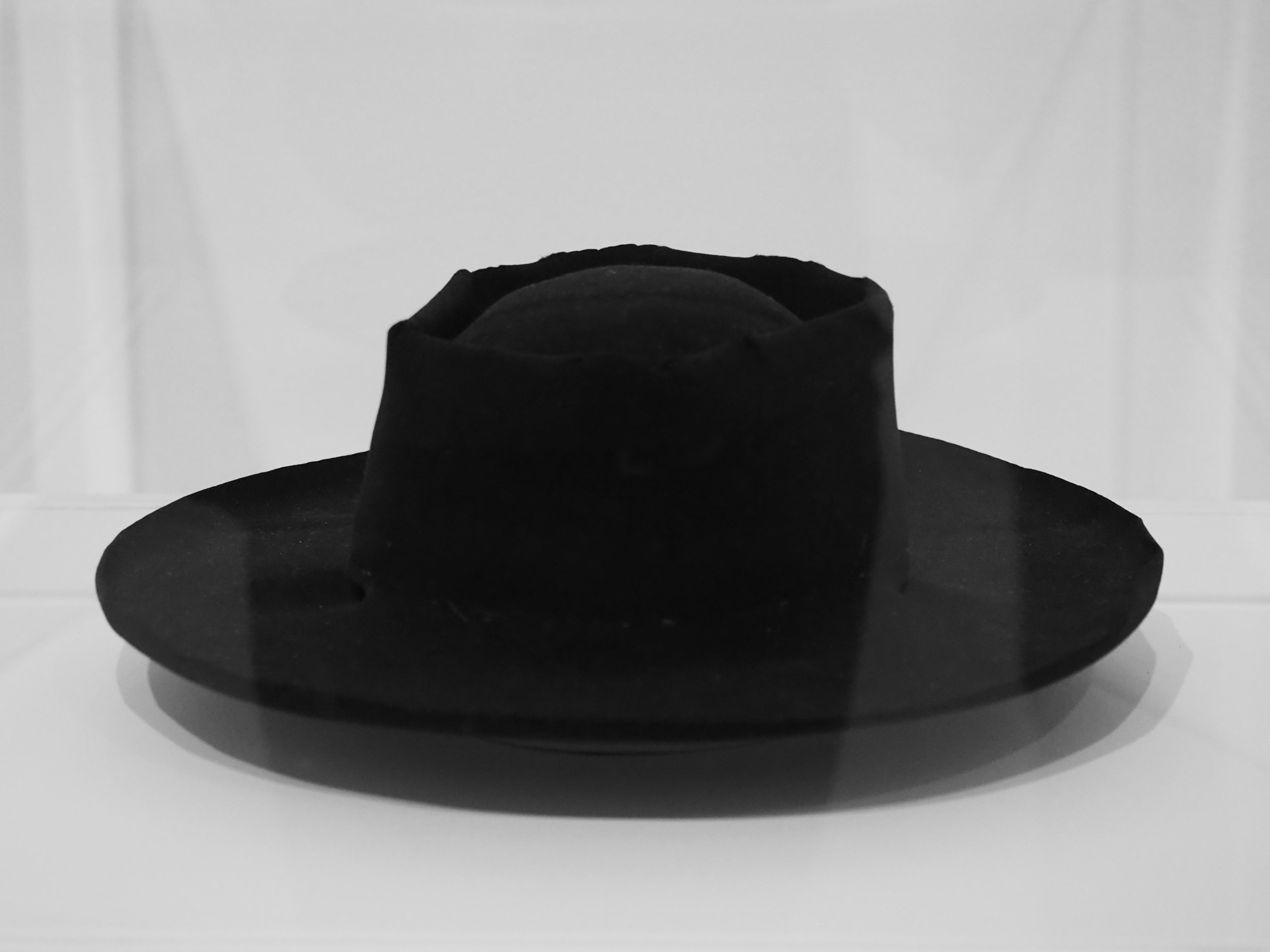 Georgia O'Keefe's Hat