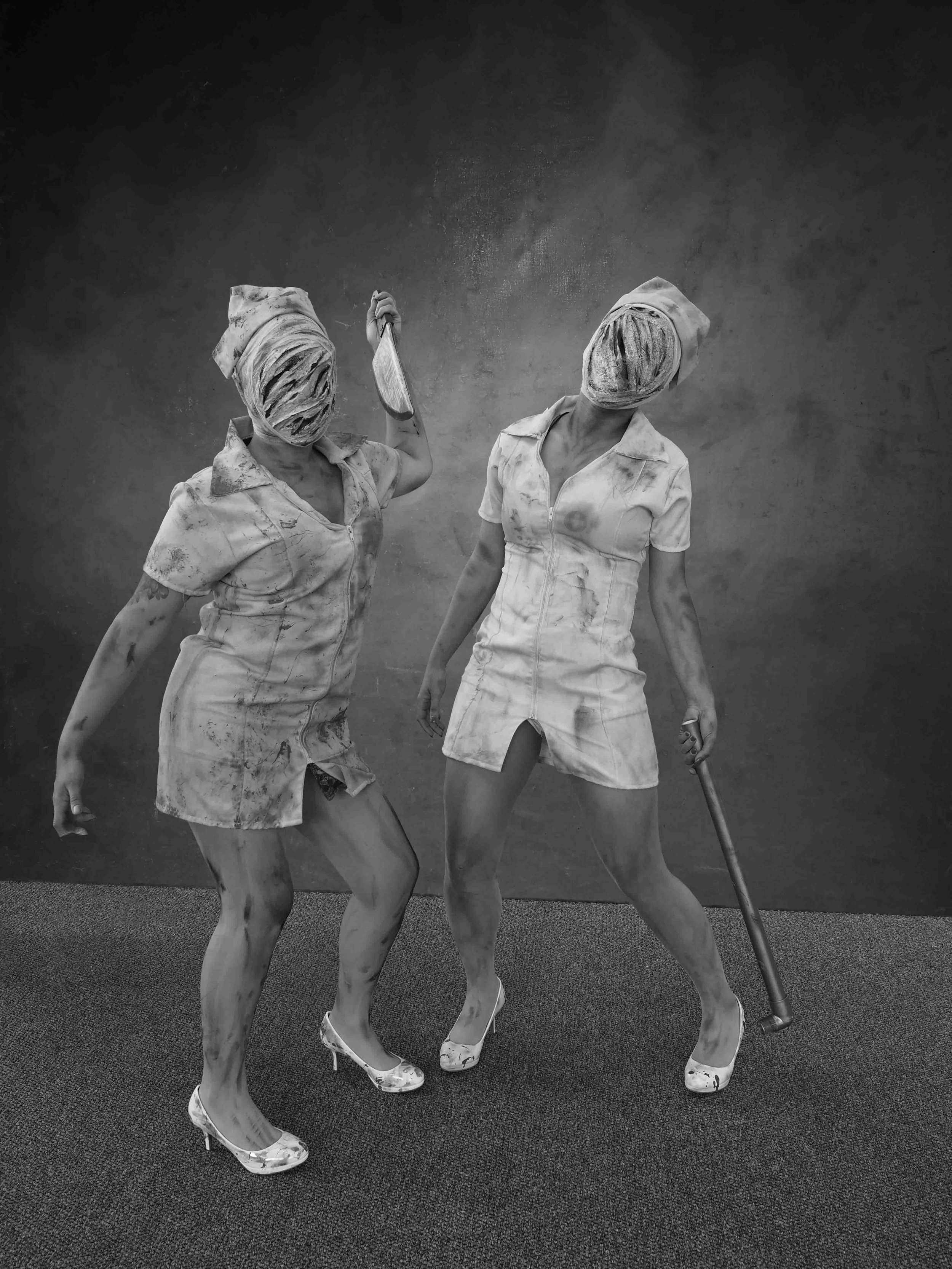 Silent Hill Nurses - Inspired by the film Silent Hill Film & Video Games