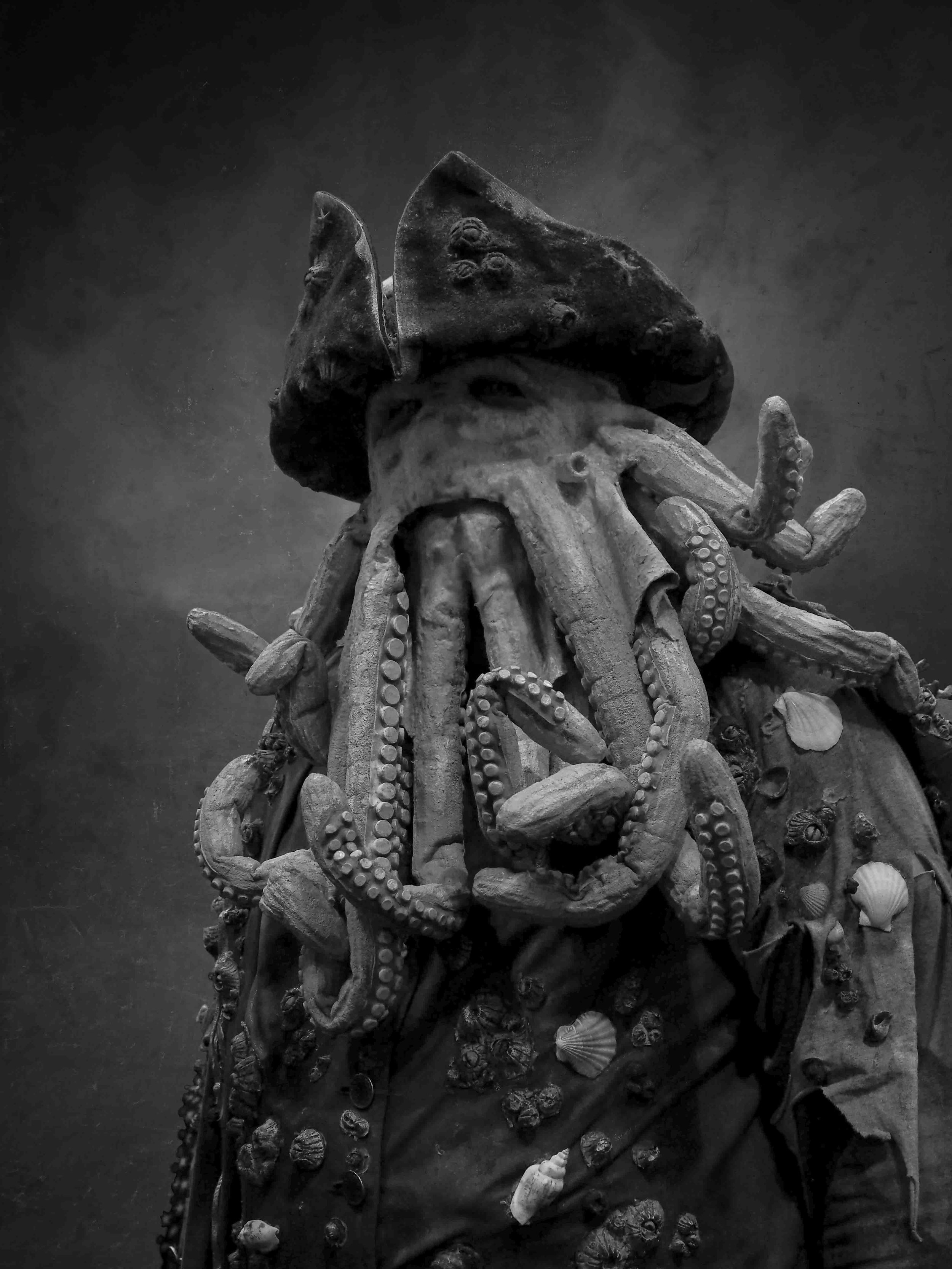 Davy Jones - Inspired by the Pirates of the Caribbean Dead Man's Chest Film Portrayed by Bill Nighy