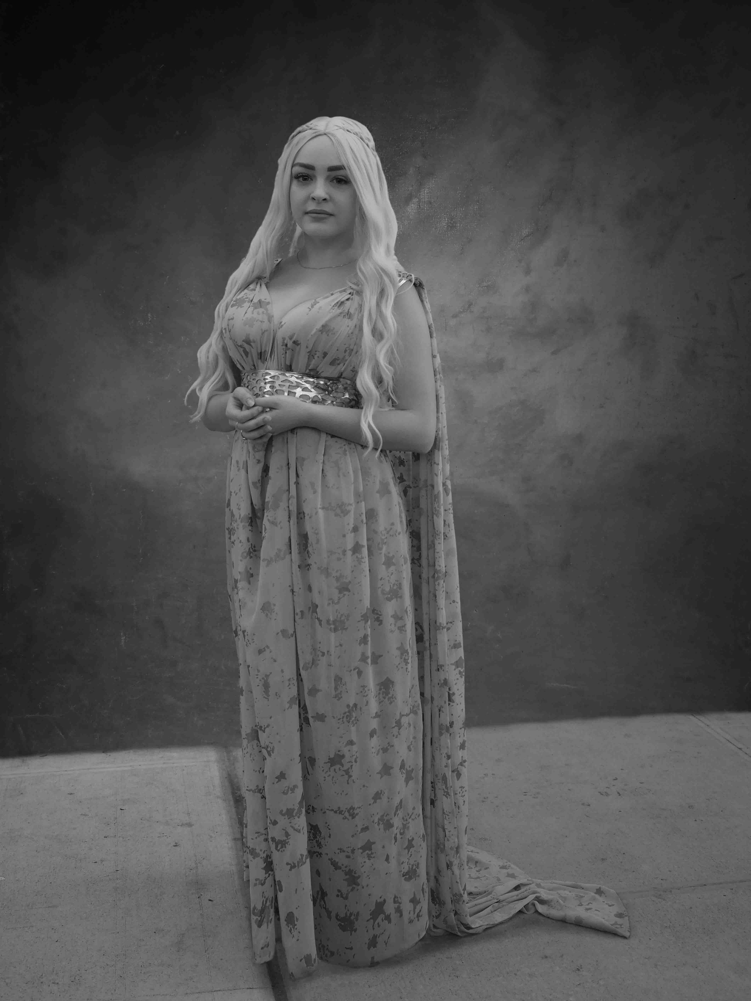 Daenerys Targaryen - Inspired by Game of ThronesHer Full Title as of Season 7 is: