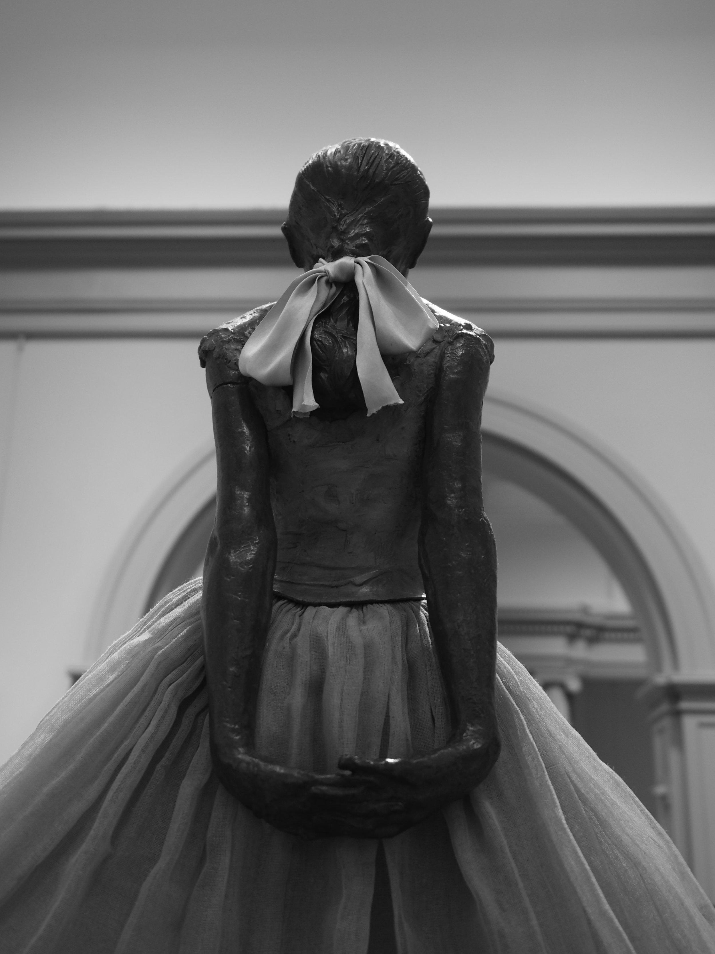 Ballerina a Trasero