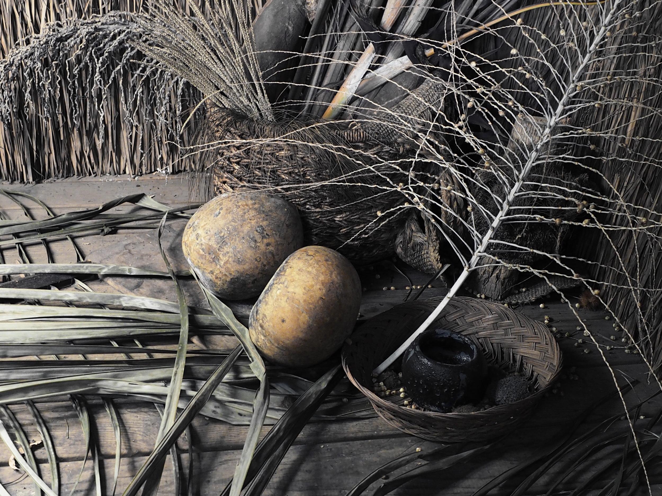 Baskets & Gourds -