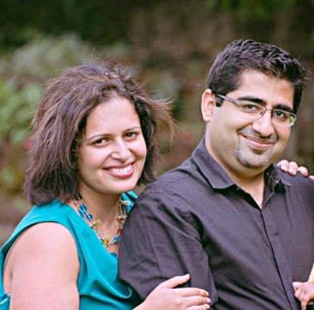 Rashmi & Sid Bhambhani