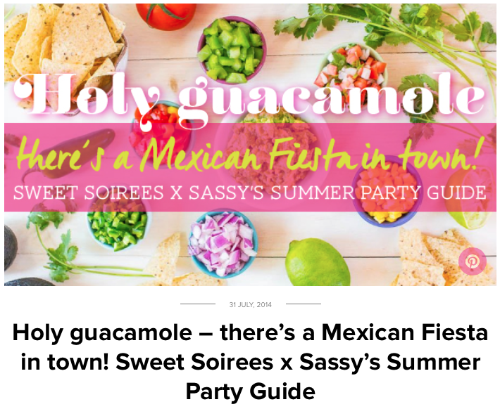Sassy Summer Party Guide, July 2014 Cover.png