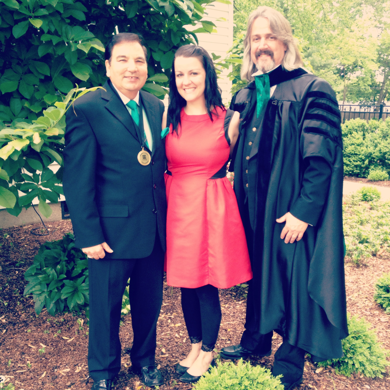 Dr. David Woodfine, Jessa R. Sexton, and Dr. K. Mark Hilliard