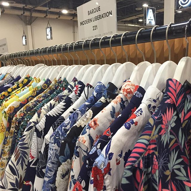 Showing SS18 collection @libertyfairs in Sands Expo, Las Vegas, booth# 221 (Modern Liberation)! #menswear #colorshirts #mensprintshirt #menshirts #modernliberation #libertyfairs #libertyfairsvegas #ss18collection #ss18 #printshirts