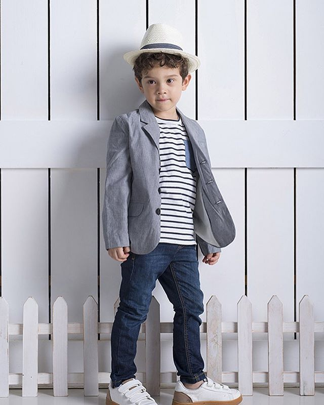 Parisian chic #coolkids #coolboysclothing #kidswear #ss2017kids #barquenewyork #barquekids #boysclothing #paris #parisianboy