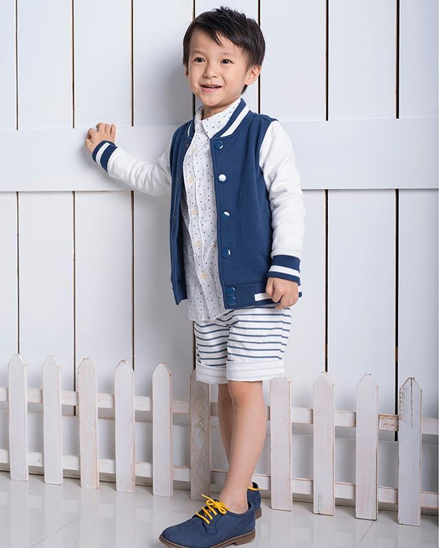 Who doesn't need a baseball jacket? #baseballjacket #barquekids #kidswear #childrensclub #childrensclubnyc #childrensbiutique #childrensclothing #coolboysclothing #coolkids #ss2017kids