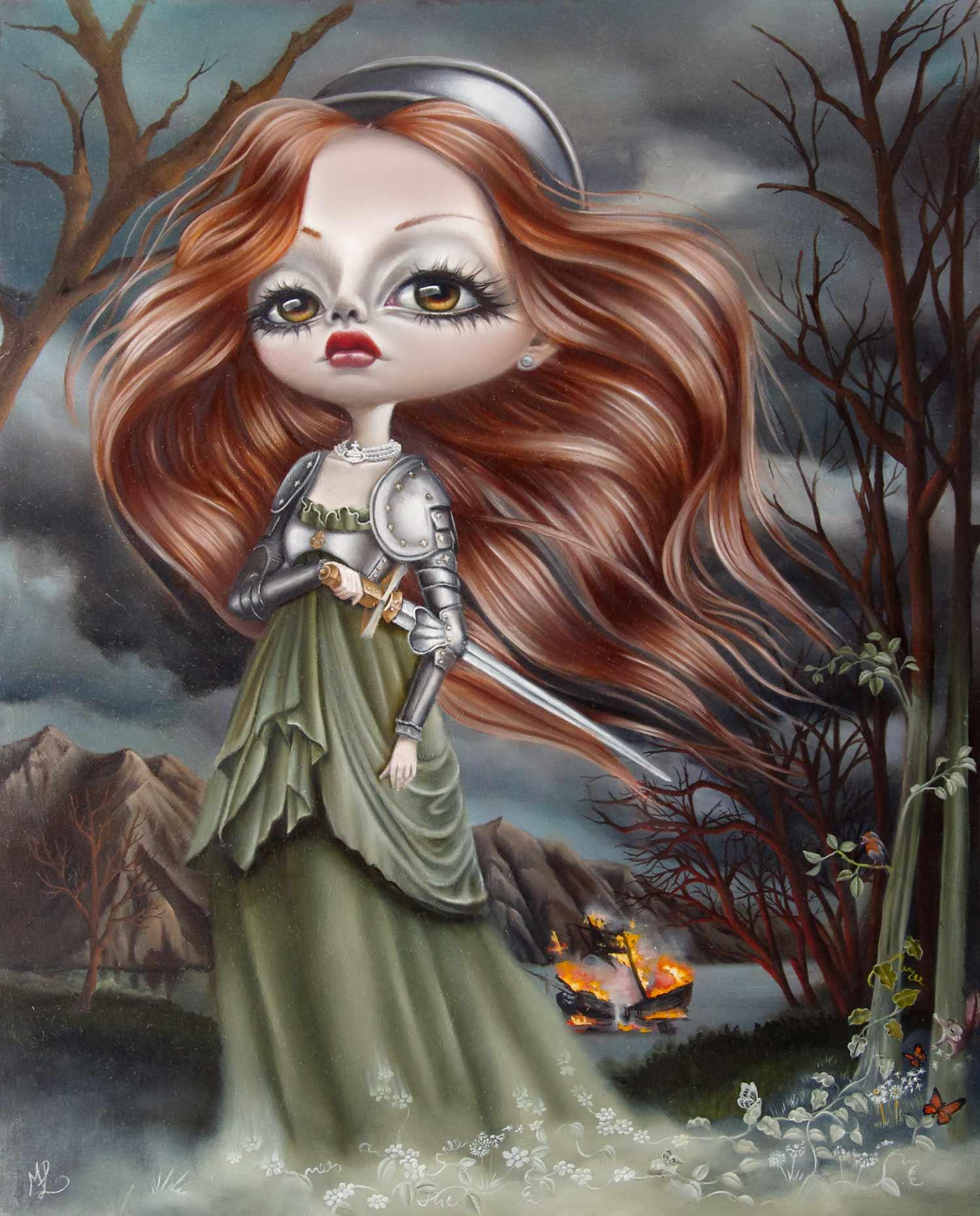 Fine Mist of Night By Grace Renew.